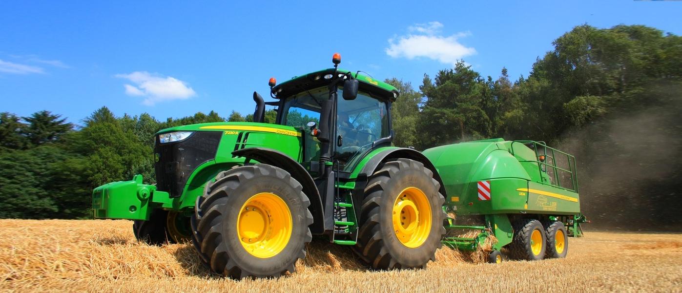 Traktory i maszyny